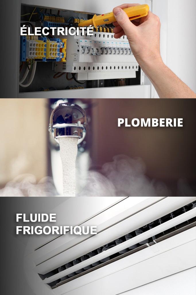 Plombier Electricien Climatisation SDPI Depannage A Tours 37